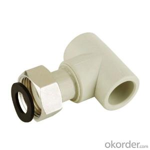 PPR Three-Way Pipe Fittings Used in Industrial Fields