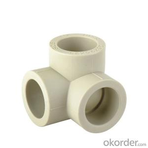 Ppr Pipe Plastic Pipe with Durable Quality and Good Price