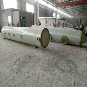 FRP Pipe  Good electrical insulation and quick installation for sales