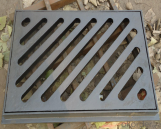 Ductile Iron Manhole Cover with High Quality for Construction