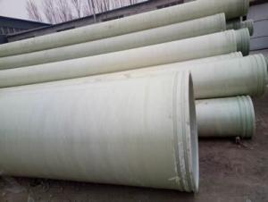 FRP pipe Light weight and Non toxic for sales