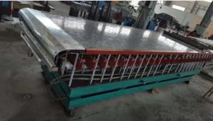 FRP filament machine manufacture the FRP horizontal winding machine made in China