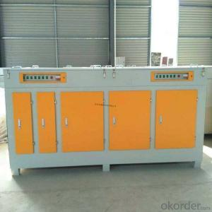 FRP fiberglass container hydraulic pultrusion machine with high quality