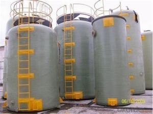 Automatic FRP Horizontal Tank Winding Equipment