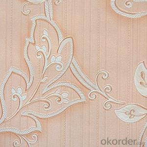 PVC Wallpaper Modern Style Fashional Wallpaper