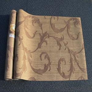 Chinoiserie Wallpaper Plum Blossom Non-woven Hand Made Metallic Wallpapers