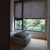 Zebra Blinds Horizontal with Fire Retardant Fabrics