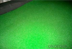 Economical Golf artificial turf grass with fibrillated and protect athletes from sport injury