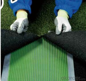 Best choice product green artificial outdoor grass carpet for garden
