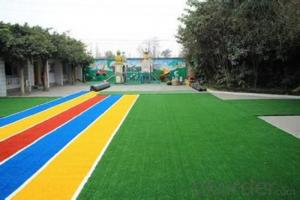 Simulation Artificial  Lawn For Leisure Land Decoration