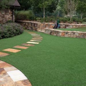 Sport artificial grass and for other sport course
