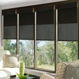 Manual Spring mechanism fabric roller blind