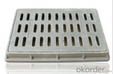Ductile Iron Manhole Covers with New Styles in Square Made in China