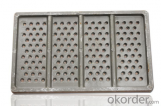 Ductile Iron Manhole Cover C250 for Industry  and Mining with Competitive Price