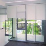 Roller Blinds Motorized Waterproof Window Blind for Offices and Homes