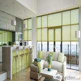 Roller Blinds Motorized Waterproof Window Blind for Offices and Home