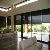 Roller Blinds Motorized Waterproof Window Blinds for Office and Home