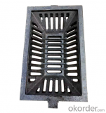 EN 124 ductile iron manhole covers with high quality for industry and mining