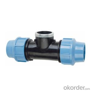 2018 New PPR Pipe Fittings for Landscape Irrigation System Made in China