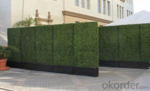 Comfortable Green Garden Decoration Landscape Artificial Grass