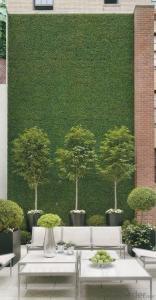 Super soft artificial grass for children garden