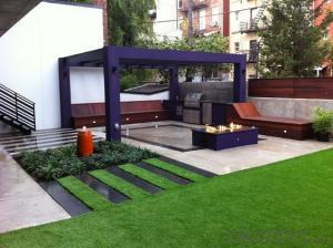 High-grade artificial grass for garden for pet landscaping artificial turf for balcony