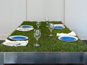 Cost-effective Artificial Grass For hotel Garden