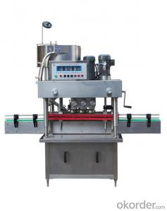 CPG-6F Automatic In-line Capping machine  Made In China Best Price