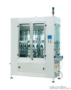 DC80-12AS Micro-computer Time Gravity Filling Machine Made In China