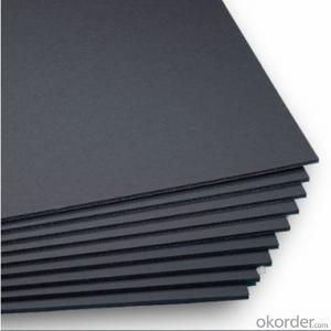 PVC foam sheet/polystyrene foam sheets with high surface