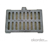 EN 124 ductile iron manhole cover with high quality and competitive prices