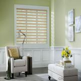 Motorized blinds with remote control and accessories