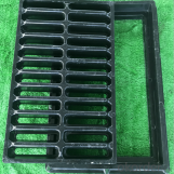 EN124 D400 Ductile Iron Manhole Cover for Sanitary Sewer