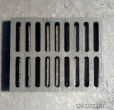 Casting Ductile Iron Manhole Covers D400  for Mining with Competitive Prices