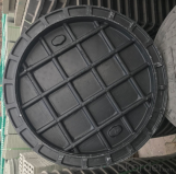 EN 124 ductile iron manhole cover with high quality and competitive price in Hebei
