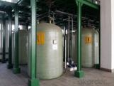 No toxic FRP tanks and vessels Machine made in China with no toxic of lastest styles