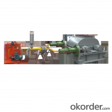 Double toothed roll crusher with high quality