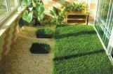 Low price customized artificial grass & sports flooring waterproof artificial grass football