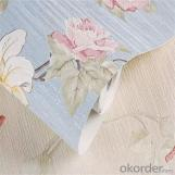 Non-woven Wallpaper Fashion Enviromental Wallpaper