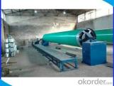 Computer Controlled FRP GRP Fiberglass Filament Pipe Winding Making Machine of New Design