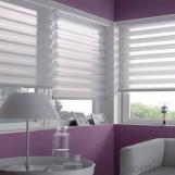 Zebra Roller Shutter with Curtain Motors Chinese Suppliers