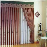 Roller blinds with custom made design and size