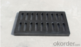 Casting Ductile Iron Manholes Cover with High Quality in Hebei