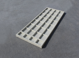 Ductile Cast Iron Double Seal Manhole Cover & Frame