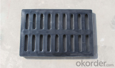 OEM ductile iron manhole covers with high quality in China