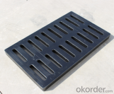Casting OEM ductile iron manhole covers with high quality for industry in Hebei