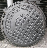 Casting Iron Manhole Cover for Building Facilities and Industry