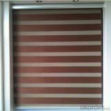 Automatic Bamboo Vertical Roller Blinds Curtains