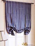 decorative elegant fabric shade valances