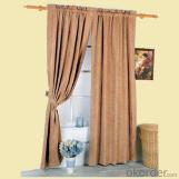 18.	Polyester Sunscreen and Blackout Blinds Ready Made Curtains for Window